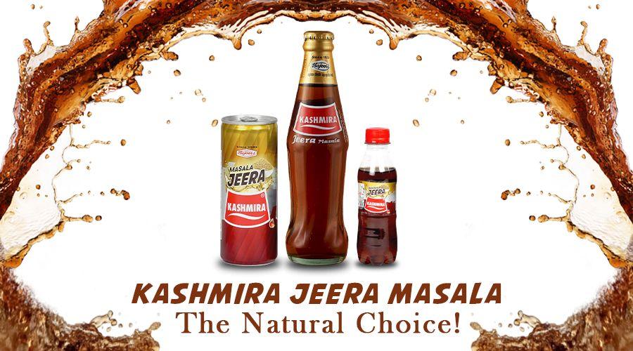 Kashmira Jeera Masala –The Natural Choice!