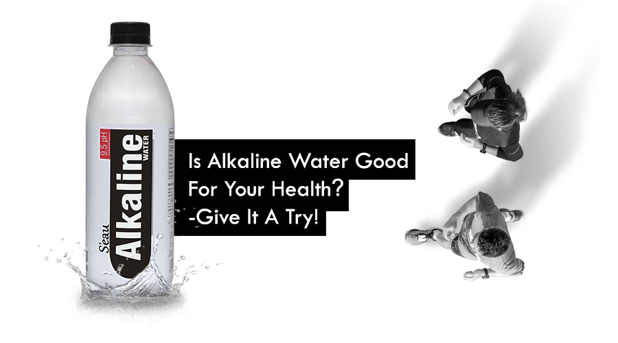 Is Alkaline Water Good For Your Health? – Give It A Try!